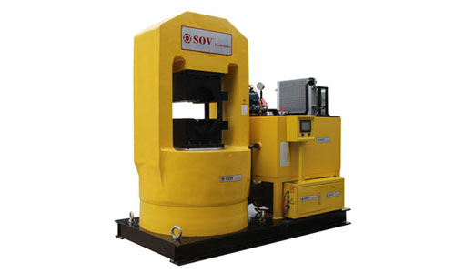 Hydraulic Wire Rope Press Machines